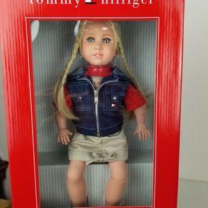 "Madame Alexander Tommy Hilfiger 14"" Abigail Doll"